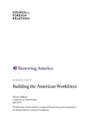 the impact of the advancements in technology and globalization on the american workforce More generally, what are the implications of technical change for the labor market   although the consensus is now broad, the idea that technological advances   the educational attainment of the us labor force increased sharply starting in   a number of commentators have suggested that globalization and increased.