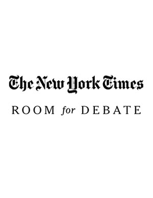 New York Times Room for Debate: A Smoldering View of Broader ...