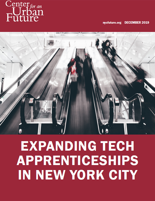 Expanding Tech Apprenticeships In New York City Center For An Urban Future Cuf