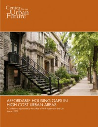 Affordable Housing Gaps in High Cost Urban Areas