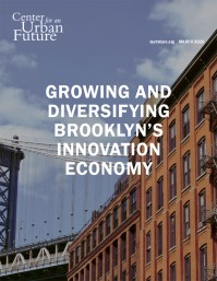 Growing and Diversifying Brooklyn's Innovation Economy