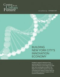 Building New York City's Innovation Economy