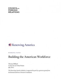 Building the American Workforce