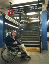 The MTA needs to get on the age train