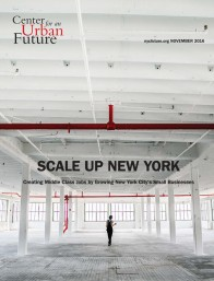 Scale Up New York: Creating Middle Class Jobs By Growing New York City's Small Businesses