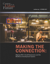 Making the Connection: Aligning Small Businesses and the Workforce Development System