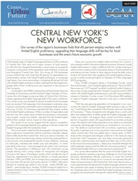 Central New York's New Workforce