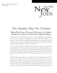 The Empire Has No Clothes