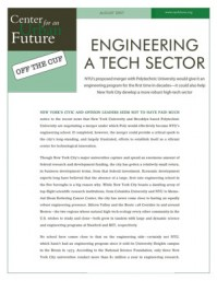 Engineering A Tech Sector