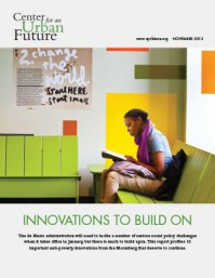 Innovations to Build On