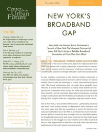 New York's Broadband Gap