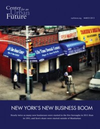 New York's New Business Boom
