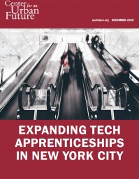 Expanding Tech Apprenticeships in New York City