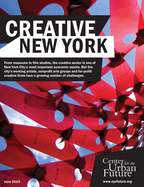new york creative writing