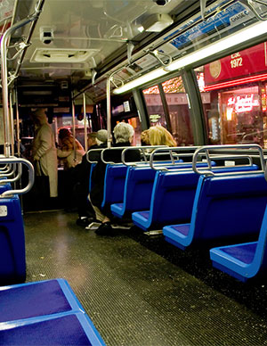 CUF Influences MTA's Needs Assessment for NYC Transit System