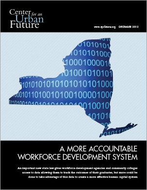 A More Accountable Workforce Development System