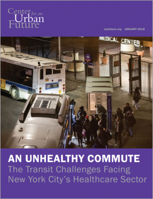 An Unhealthy Commute: The Transit Challenges Facing New York City's Healthcare Sector