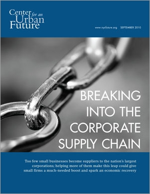 Breaking into the Corporate Supply Chain