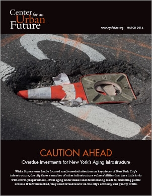 Caution Ahead: Overdue Investments for New York's Aging Infrastructure