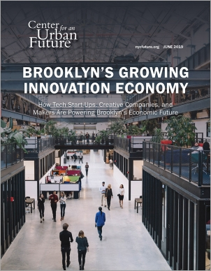 Brooklyn's Growing Innovation Economy | Center for an Urban Future (CUF)