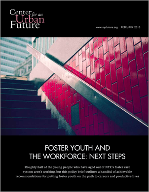 Foster Youth and the Workforce: Next Steps | Center for an Urban
