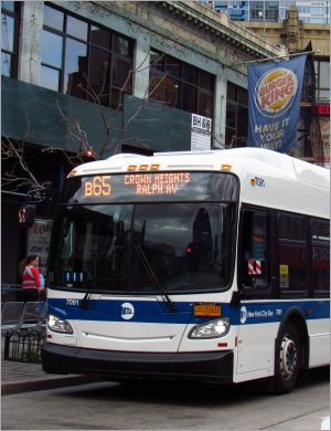 CUF Report Leads to MTA's New Bus Improvement Plan