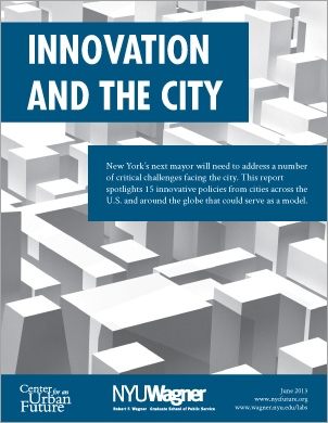 Innovation and the City