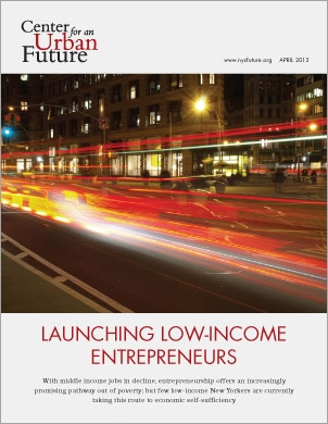 Launching Low-Income Entrepreneurs