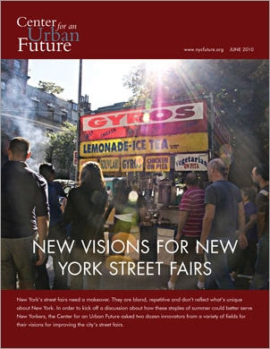 New Visions for New York Street Fairs