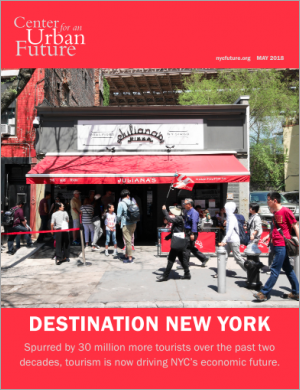 Destination New York | Center for an Urban Future (CUF)